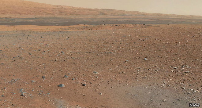 Is it possible to grow plants on Mars?