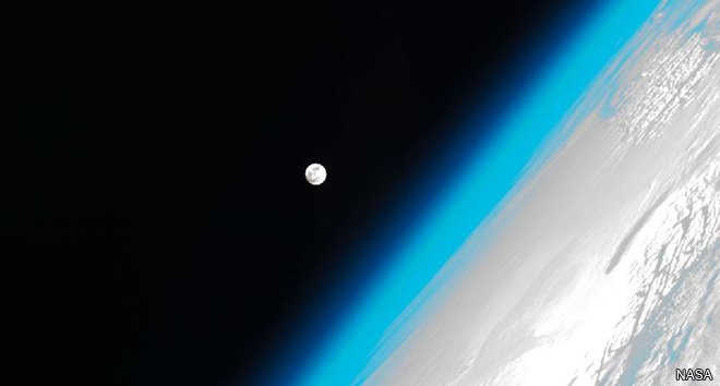 Why is earth's atmosphere different than other planets?