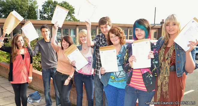 gcse-students