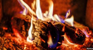 Can fire burn or melt everything?
