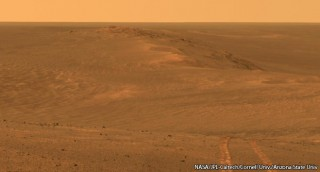 Why is the Martian sky red?